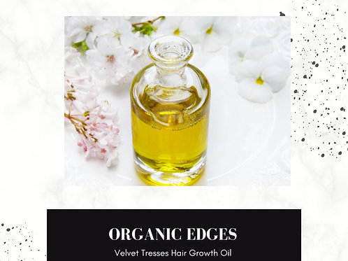 Organic Edges by Velvet Tresses