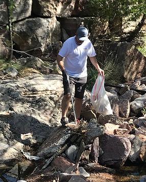 Creek Week Volunteers