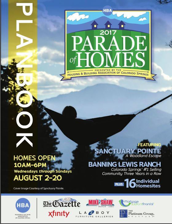 2017 Parade magazine cover
