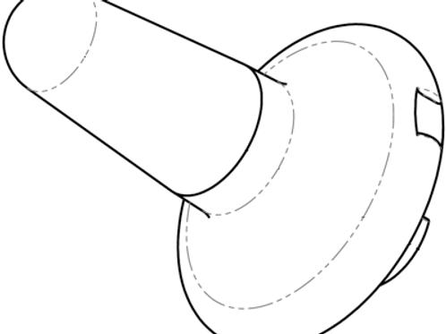 TinniTool Rüssel-Aufsatz (Nase)
