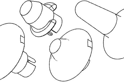 TinniTool Rüssel-Aufsatz (4er-Set) mit 25% Rabatt