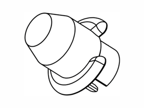 TinniTool Rüssel-Aufsatz (Akkupunktur)