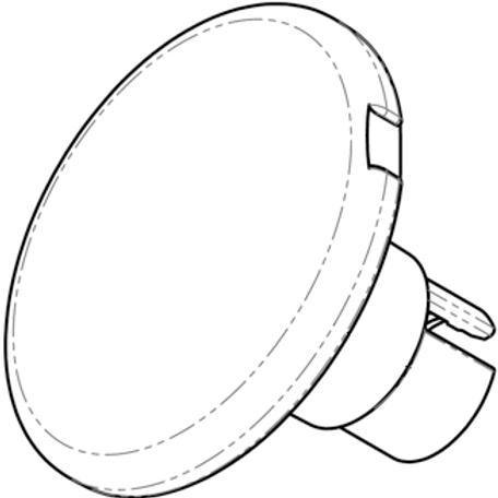 TinniTool Rüssel-Aufsatz (Fläche)