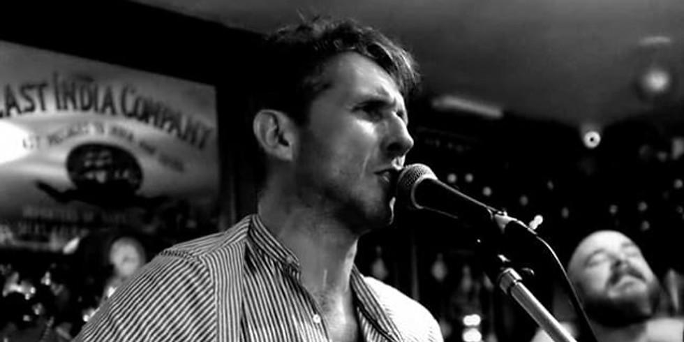 Darren Morgan plays at the Bunny Hop, Langley Mill