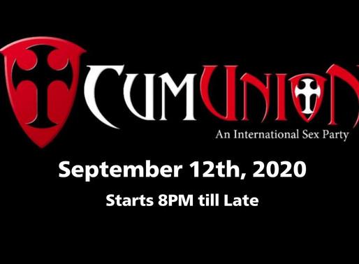 Tonight CumUnion 8PM