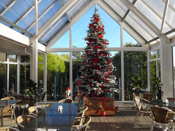 Restaurant Christmas Tree