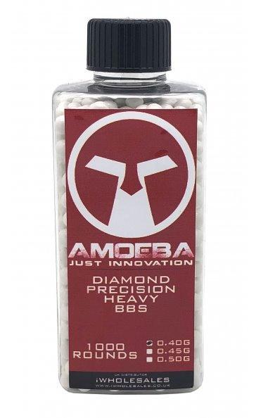 Ares Amoeba Diamond Precision 0.40g 1000 BB's