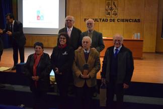 Ceremonia de Nombramiento de Miembros Honorarios