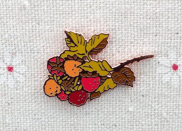 Raspberry Branch Pin