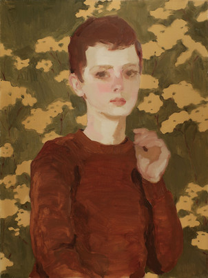 Girl with Tansy