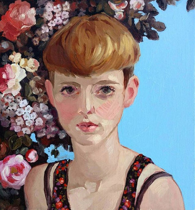 Self Portrait (From self portrait series, no. 20)