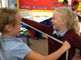 Invetigation to find out if our arm span