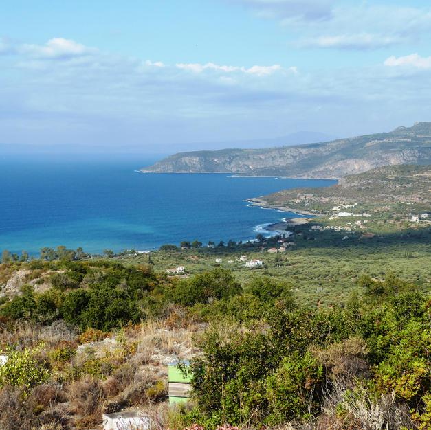 Mani coast