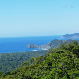 Pacific coast of Guanacaste