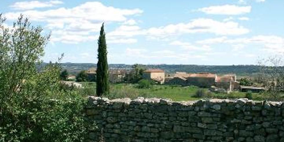 Montmirat et le prieuré de Jouffre
