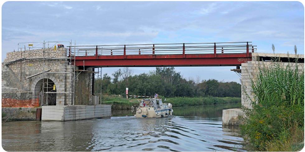 Le long du canal à St Gilles