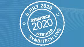 SynbiTECH Live on COVID-19, 6th July 2020