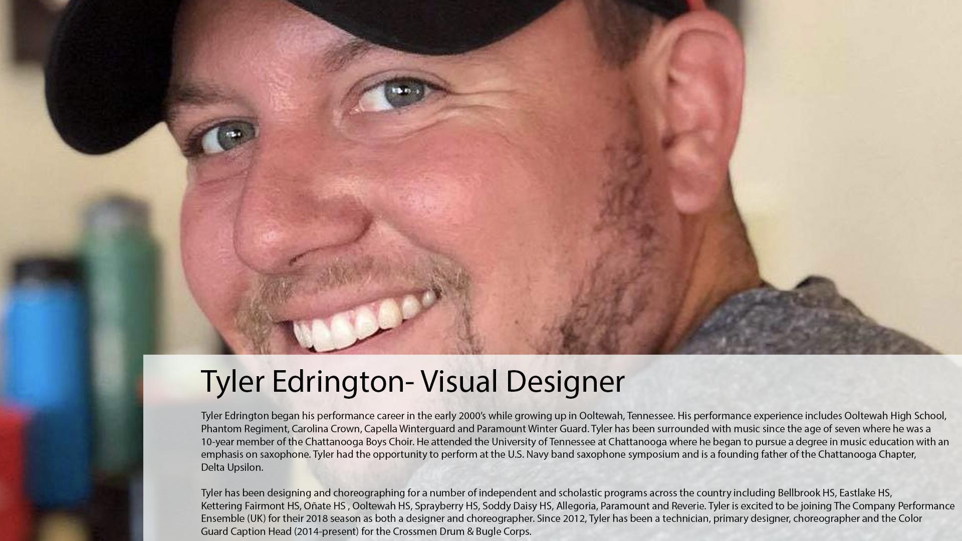 Tyler Edrington