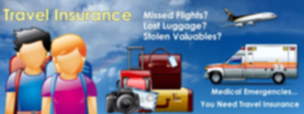 Travel Insurance options