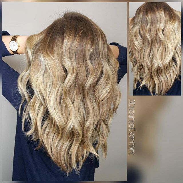 Who's in love with cool tones this season_ 🙌_◇ASH BALAYAGE ◇