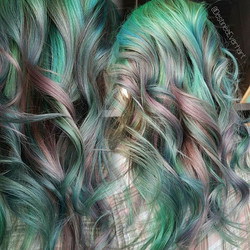 《SEA GLASS》_°_°_°_°#chesapeakesalons #modernsalon #americansalon #beautylaunchpad #btc_pics #authent