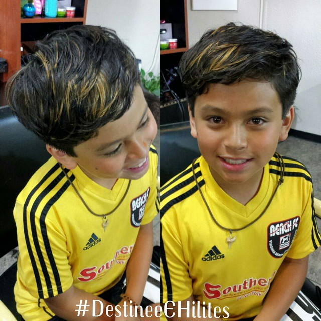 So handsome! _mushymisha  #trendsetter #littleman #Foils #summertime