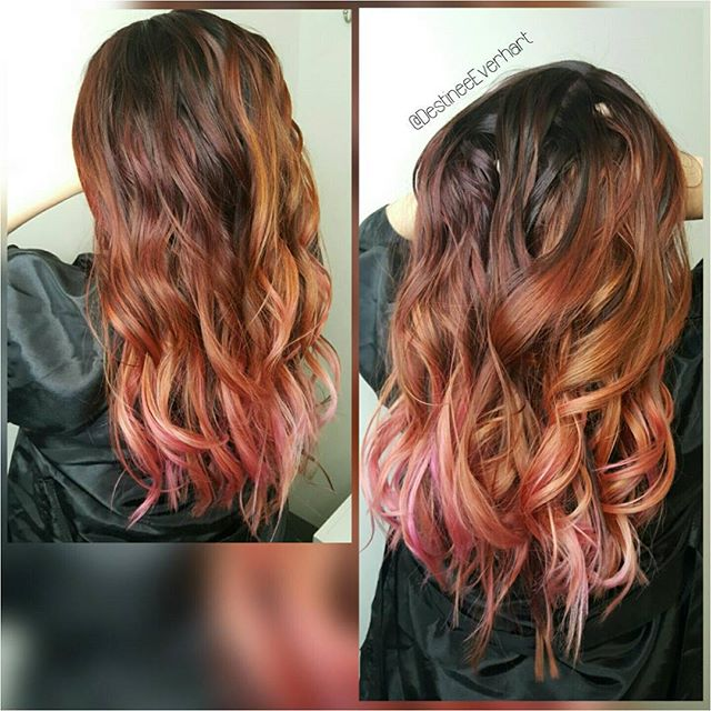 🍓STRAWBERRY CHAMPAGNE ON ICE🍾_°_°_° #hamptonroadshairstylist #hamptonroadsstylist #757hair #757hai