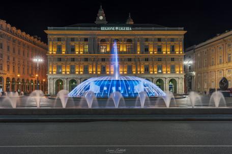 Piazza De Ferrari - Genova