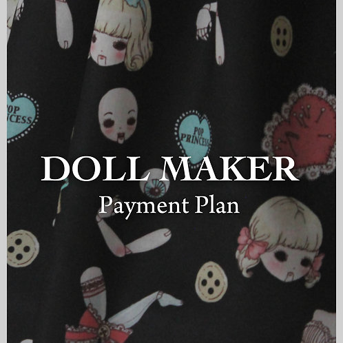 Doll Maker : Payment Plan, Limited Availability