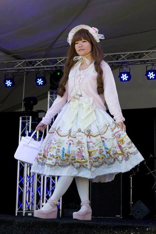 Pop Princess BRIGHT STAR Sweet Lolita Skirt