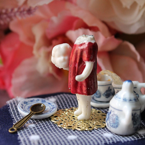 Headless Doll Tea Party