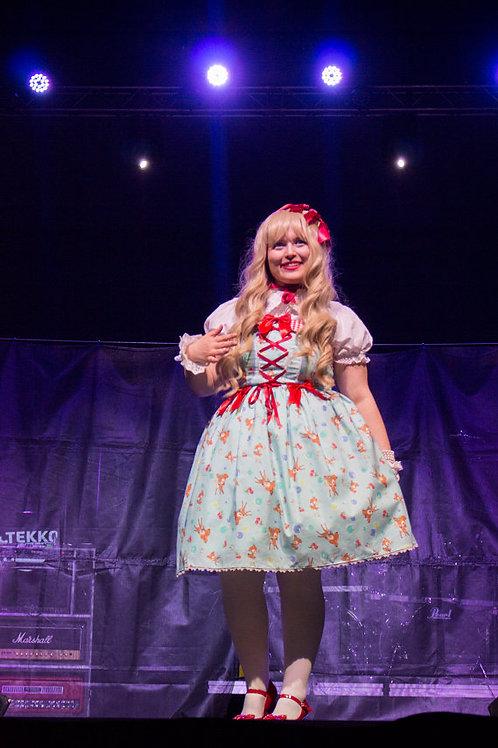 Plus Size Sweet Lolita Bambi JSK Dress