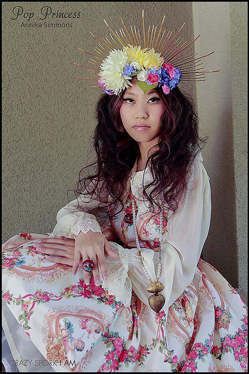 Sweet Hymn of Angels JSK Dress