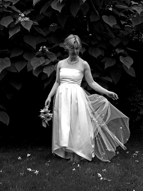 Soul of a Rose: Vintage Wedding Gown