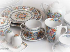 Ceramika opolska - wzornictwo