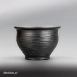 Doniczka ceramiczna - SIWAK