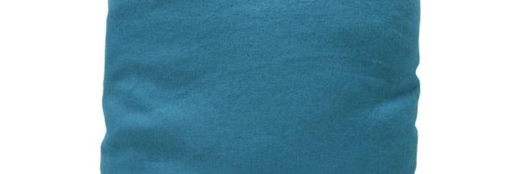 poszewka dekoracyjna - turkusowa