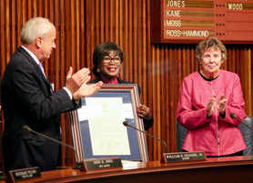 After end of Virginia Beach City Council service, Ross-Hammond looks forward to continued service, w