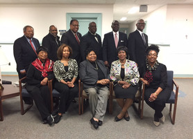 Virginia Beach mayor makes proclamation for African American Heritage Month
