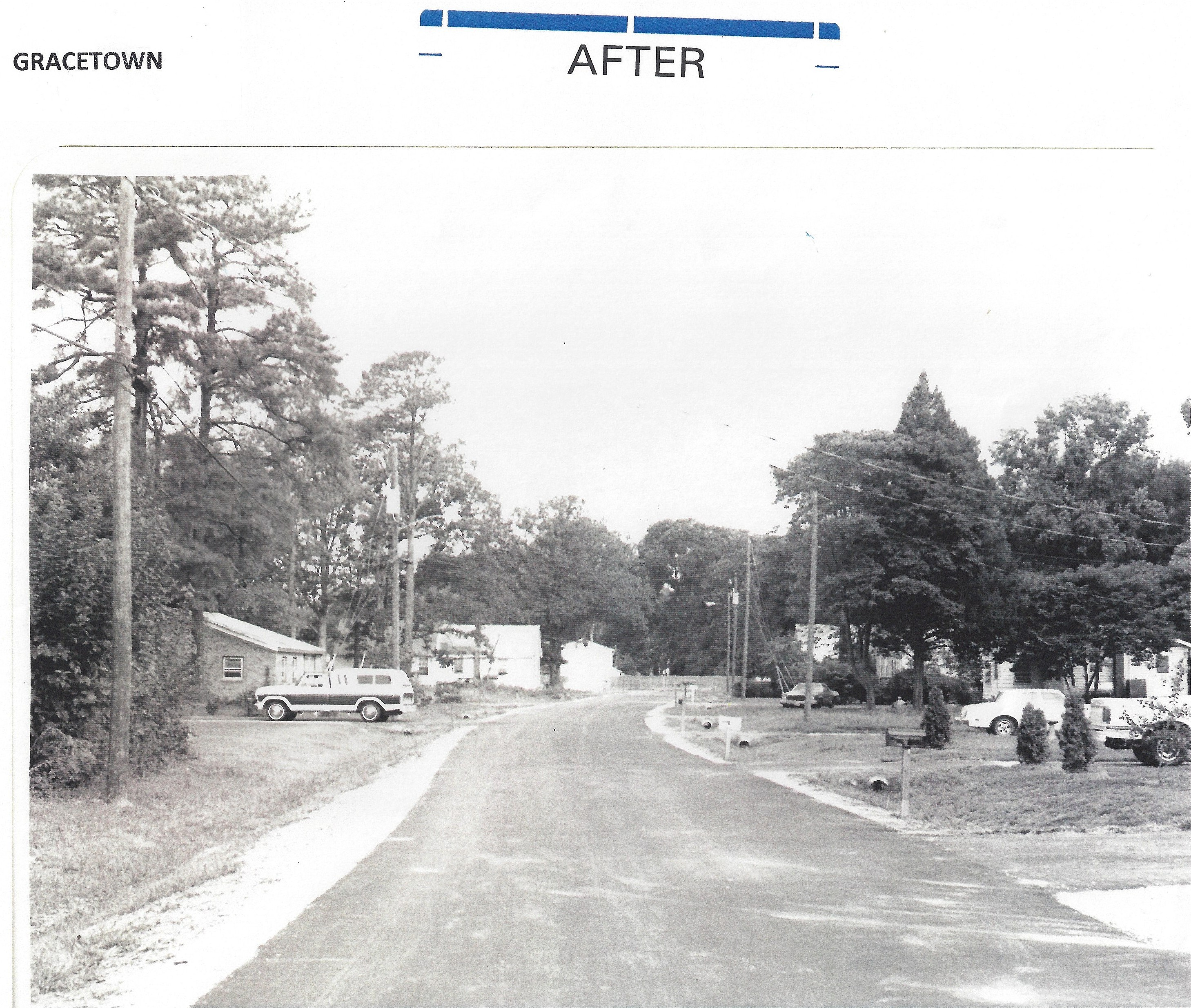 Gracetown - after
