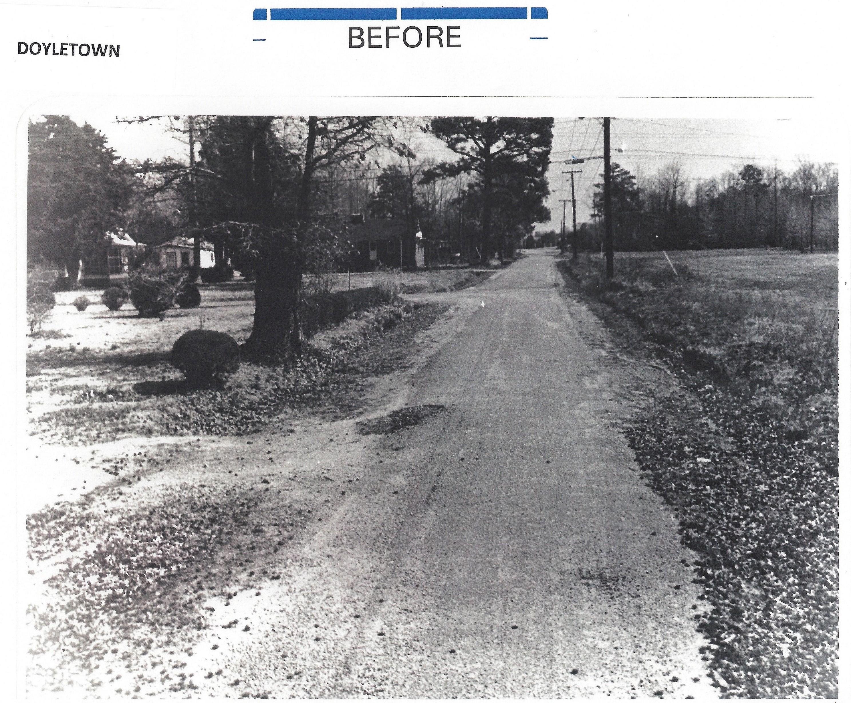 Doyletown Before