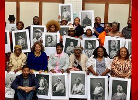 'Portraits from a Place of Grace' exhibit celebrates Virginia Beach's historic black nei