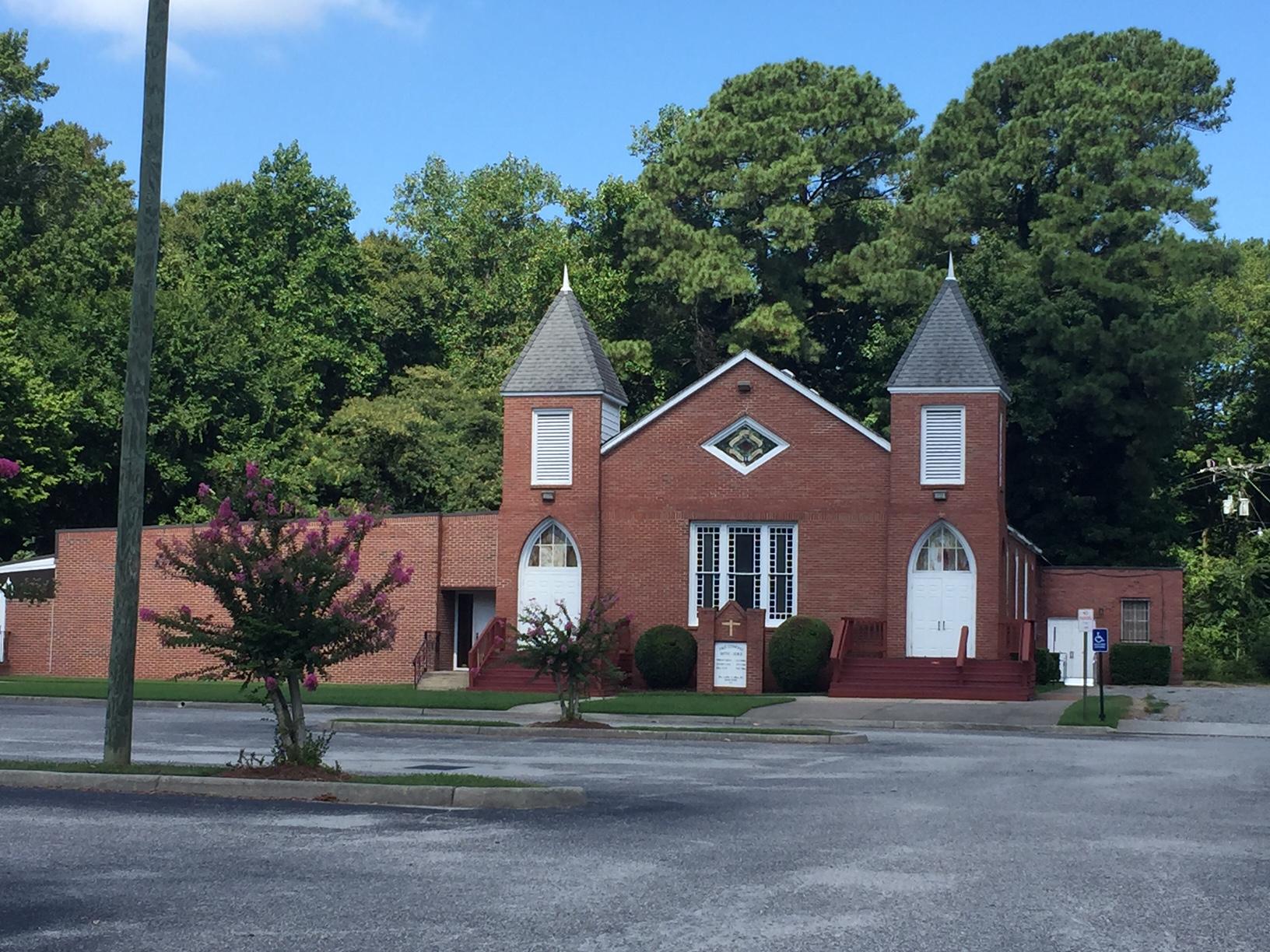 First Lynnhaven Baptist Church
