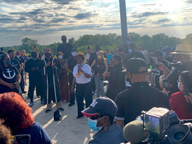 Mt. Trashmore Prayer Vigil