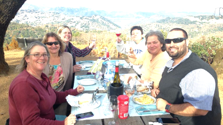 Napa Group Wine Tours