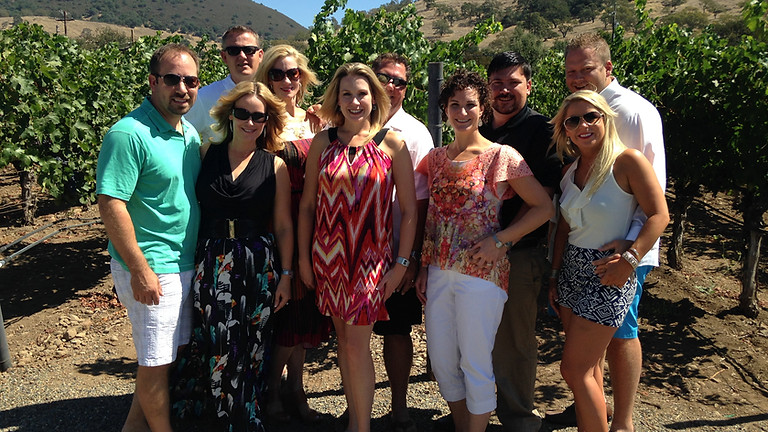 Sonoma Group Wine Tours
