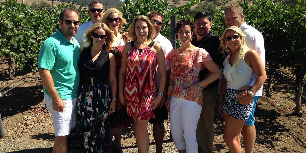 Sonoma Group Wine Tours