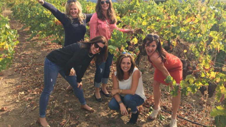 Birthday Celebration Wine Tours