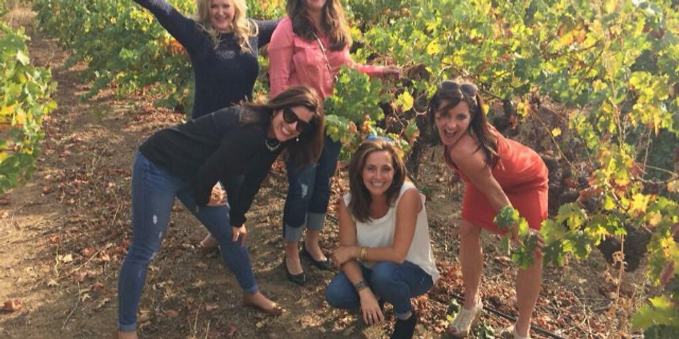 Birthday Celebration Wine Tours