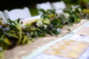 garland flowers, event flowers